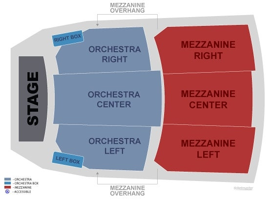 Al Hirschfeld Theatre Seating Plan