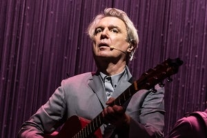 David Byrne in American Utopia
