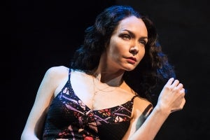 Katrina Lenk in The Band's Visit