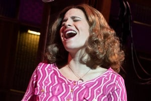 Sarah Bockel in Beautiful: The Carole King Musical