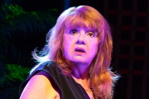 Annie Golden in Broadway Bounty Hunter