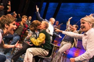 Photo credit: Come From Away (Photo courtesy of Come From Away)