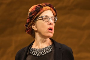 Jackie Hoffman in Fiddler on the Roof
