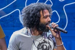 Daveed Diggs in freestyle love supreme