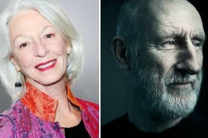 Jane Alexander & James Cromwell