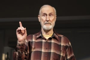 James Cromwell in Grand Horizons