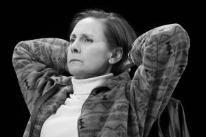 Laurie Metcalf in Hillary and Clinton
