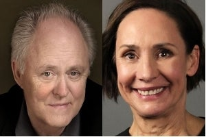 John Lithgow & Laurie Metcalf