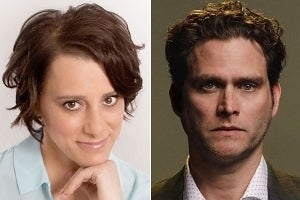 Judy Kuhn & Steven Pasquale