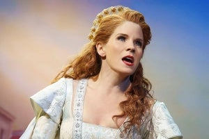 Kelli O'Hara in Kiss Me, Kate
