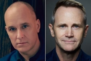 Kelly AuCoin & Lee Tergesen