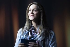 Laura Linney in My Name is Lucy Barton