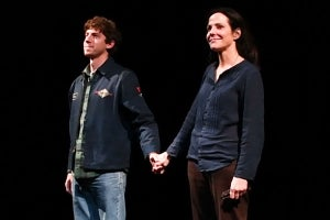 Will Hochman & Mary-Louise Parker