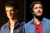 Tom Sturridge in Sea Wall and Jake Gyllenhaal in A Life