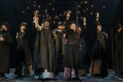 Photo credit:Broadway cast of A Christmas Carol (Photo by Joan Marcus)