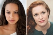 Jasmine Cephas Jones & Grace McLean