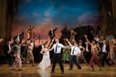 Photo credit: Dave Thomas Brown as Elder Price in The Book of Mormon (Photo courtesy of The Press Room NYC)