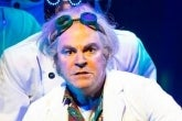 Roger Bart in Back to the Future: The Musical