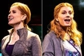 Christiane Noll & Jessica Phillips in the National Tour of Dear Evan Hansen