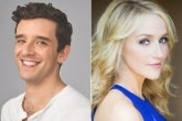 Michael Urie & Betsy Wolfe
