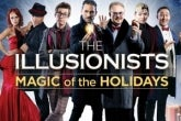 The 2019 cast of The Illusionists