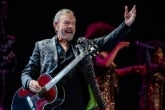Photo credit: Neil Diamond in 2015 (Photo by Andreas Terlaak)