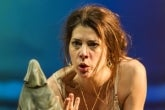 Marisa Tomei in The Rose Tattoo at Williamstown Theatre Festival