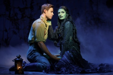 Wicked Tickets | Gershwin Theatre | New York Theatre Guide