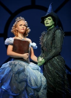 Wicked the Musical Broadway