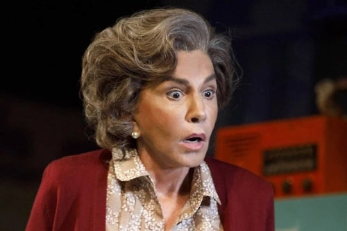 Bio Of Mercedes Ruehl On Broadway Where To See Tickets